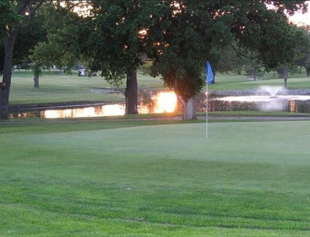 Ellis Country Club, Ellis, Kansas,  - Golf Course Photo