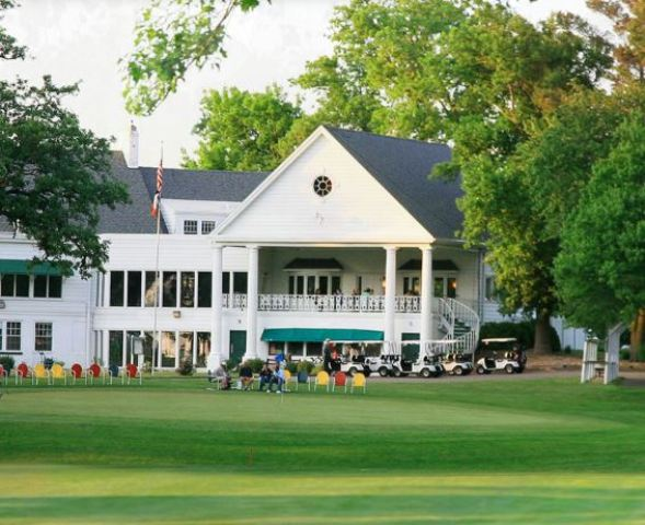 Golf Course Photo, Elmwood Country Club, Marshalltown, 50158