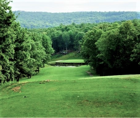 Emanon Country Club, Falls, Pennsylvania,  - Golf Course Photo