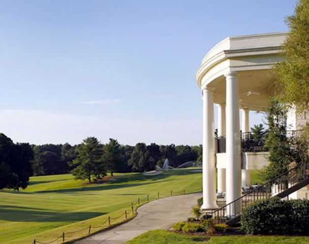 High Point Country Club, Emerywood Golf Course,High Point, North Carolina,  - Golf Course Photo