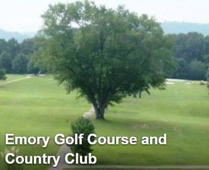 Emory Golf & Country Club,Harriman, Tennessee,  - Golf Course Photo