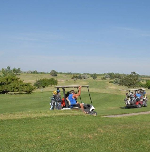 Enders Lake Golf Course, Enders, Nebraska,  - Golf Course Photo