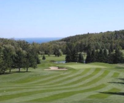 Enger Park Golf Course,Duluth, Minnesota,  - Golf Course Photo