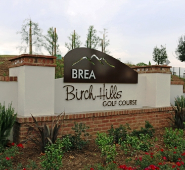 Golf Course Photo, Birch Hills Golf Course, Brea, 92821
