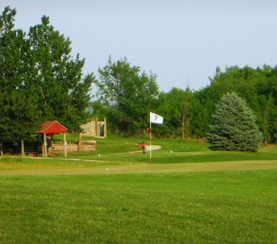 Essex Golf Course, Essex, Iowa,  - Golf Course Photo
