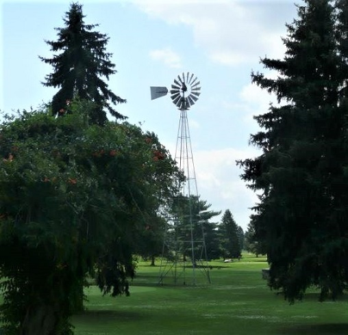 Evergreen Golf Course, Pitch And Putt