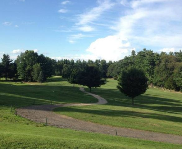 Exeter Country Club,Exeter, New Hampshire,  - Golf Course Photo