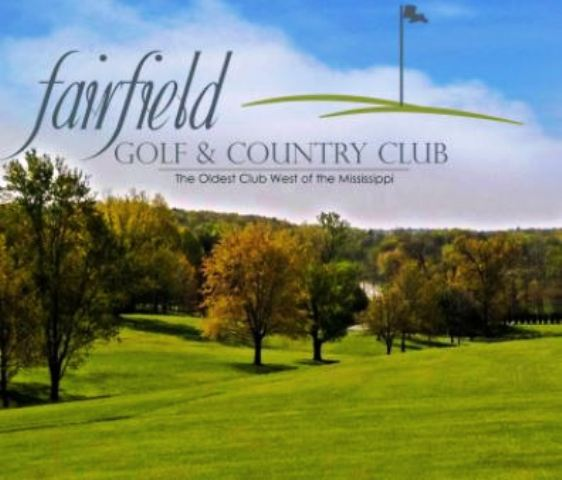 Fairfield Golf & Country Club, Fairfield, Iowa,  - Golf Course Photo