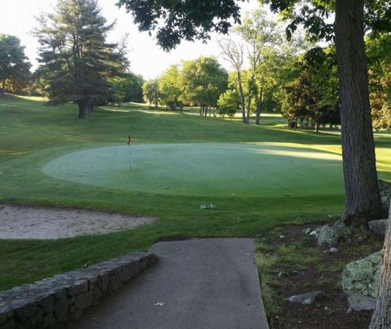 Fairlawn Golf Course,Lincoln, Rhode Island,  - Golf Course Photo