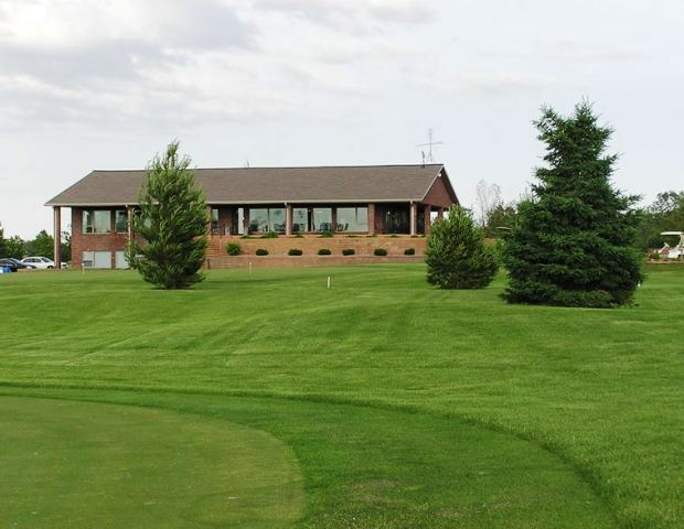 Golf Course Photo, Fairplay Golf Club, Norfolk, 68701