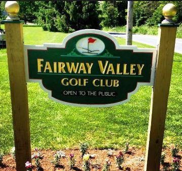 Golf Course Photo, Fairway Valley Golf Club, Washington, 07882