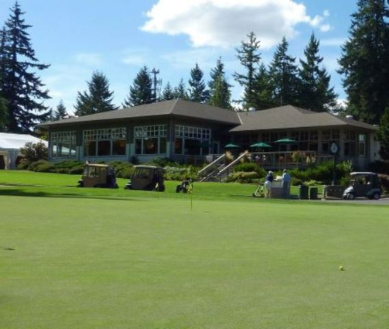 Fairwood Country Club, Renton, Washington, 98058 - Golf Course Photo