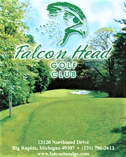 Falcon Head Golf Course, Big Rapids, Michigan,  - Golf Course Photo