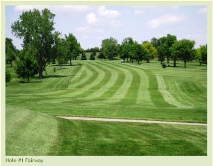Falls City Country Club,Falls City, Nebraska,  - Golf Course Photo