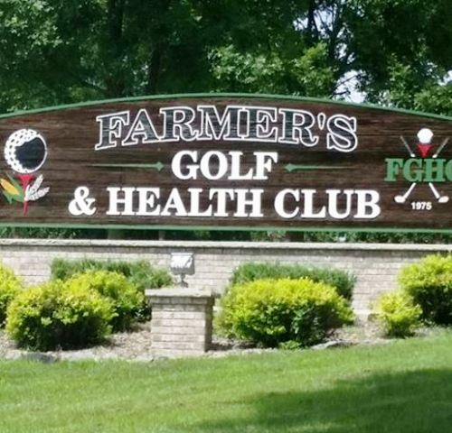Golf Course Photo, Farmers Golf & Health Club, Sanborn, 56083