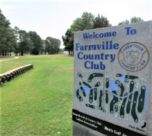 Farmville Country Club, Farmville, North Carolina,  - Golf Course Photo