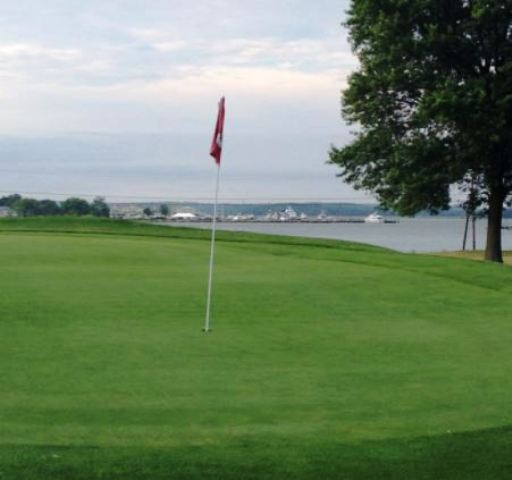 Fenwick Golf Course, Old Saybrook, Connecticut,  - Golf Course Photo