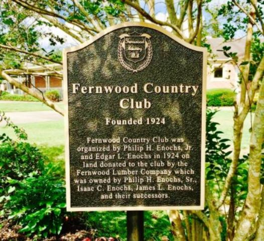 Fernwood Country Club | Fernwood Golf Course, Fernwood, Mississippi,  - Golf Course Photo