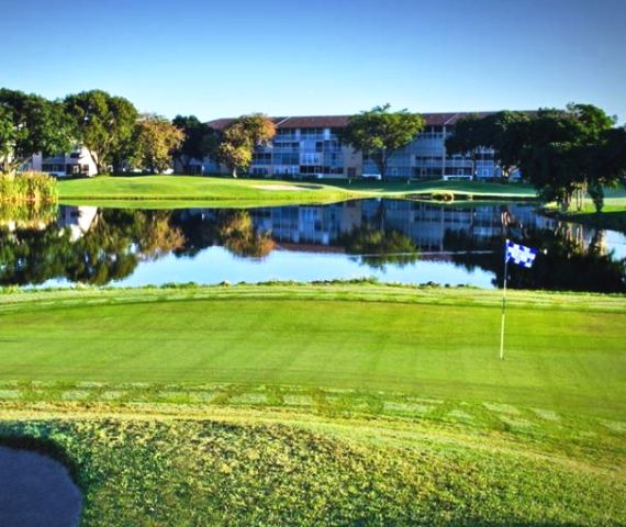Flamingo Lakes Golf & Country Club | Flamingo Lakes Golf Course, Pembroke Pines, Florida,  - Golf Course Photo