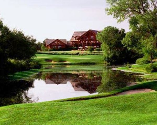 Golf Course Photo, Flint Hills National Golf Club, Andover, 67002