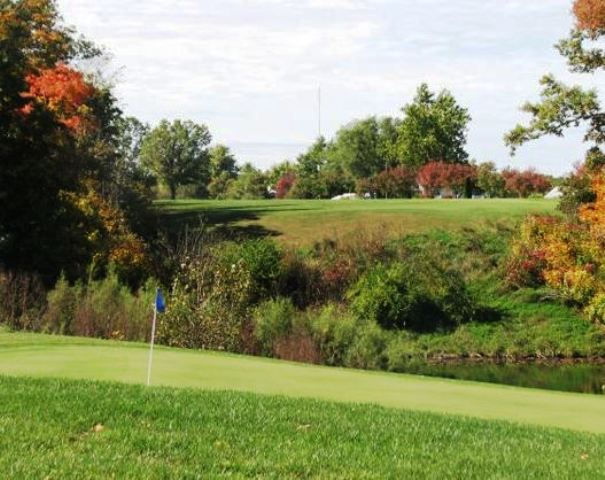 Flint Municipal Hills Golf Course, Burlington, Iowa,  - Golf Course Photo