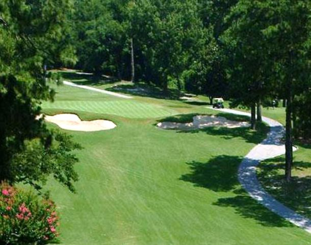 Florence Country Club,Florence, South Carolina,  - Golf Course Photo