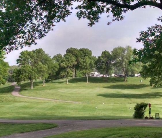 Floyd Park Municipal Golf Course, Sioux City, Iowa,  - Golf Course Photo