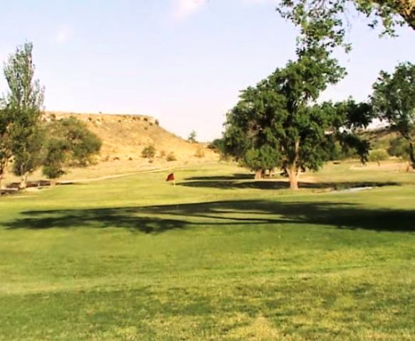 Floydada Country Club, Floydada, Texas,  - Golf Course Photo