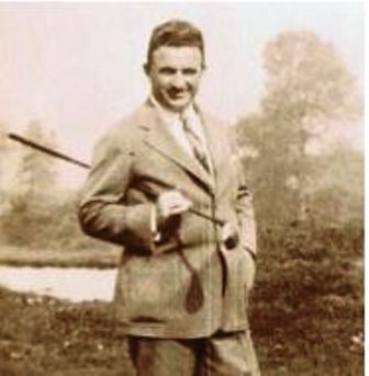 Golf architect Photo, William S. Flynn