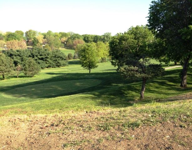 Fontenelle Park Golf Course, CLOSED 2012, Omaha, Nebraska, 68104 - Golf Course Photo