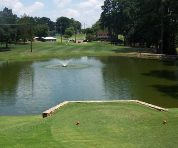 Forest City Municipal Golf Course,Forest City, North Carolina,  - Golf Course Photo