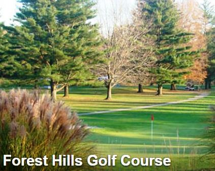 Golf Course Photo, Forest Hills Golf Course, Elyria, 44035