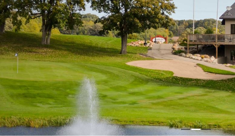 Forest Hills Rv & Golf Resort, Detroit Lakes, Minnesota,  - Golf Course Photo