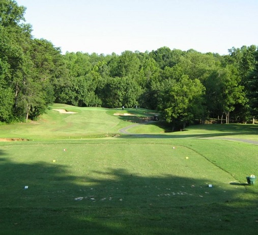 Forest Park Country Club, Martinsville, Virginia,  - Golf Course Photo