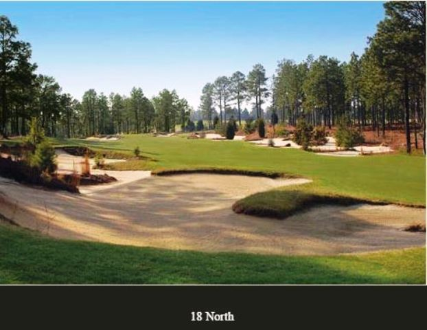Forest Creek Golf Club, North Course,Pinehurst, North Carolina,  - Golf Course Photo
