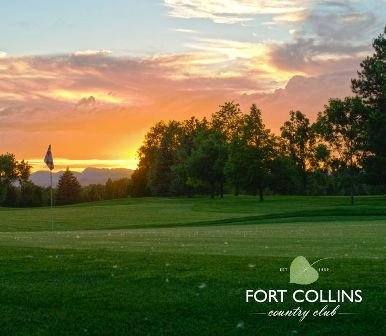 Fort Collins Country Club,Fort Collins, Colorado,  - Golf Course Photo