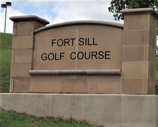 Golf Course Photo, Fort Sill Golf Club, Fort Sill, Oklahoma, 73501