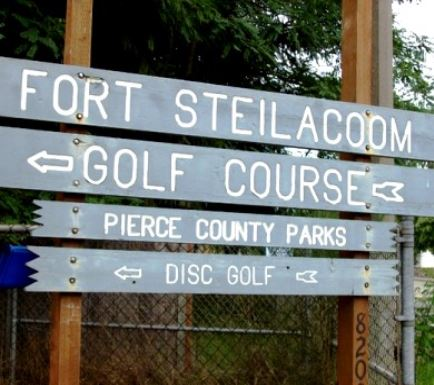 Fort Steilacoom Golf Course, CLOSED 2018