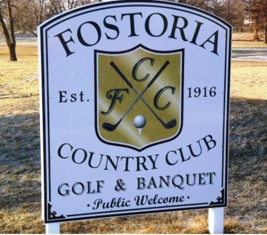 Golf Course Photo, Fostoria Country Club, Fostoria, 44830