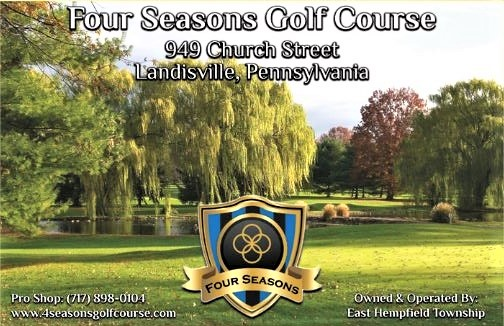 Golf Course Photo, Four Seasons Golf Course, Landisville, 17538