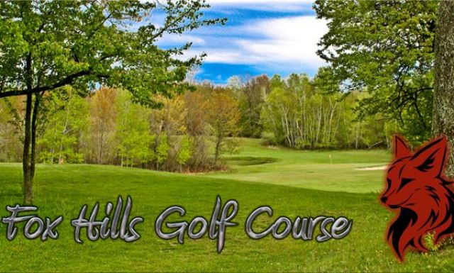 Fox Hills Golf Course,Manistee, Michigan,  - Golf Course Photo