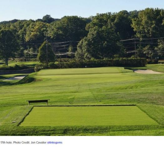 Fox Chapel Golf Club, Pittsburgh, Pennsylvania,  - Golf Course Photo