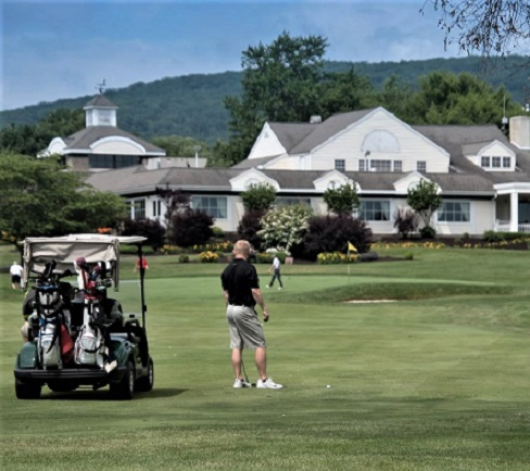 Fox Hill Country Club, Exeter, Pennsylvania,  - Golf Course Photo
