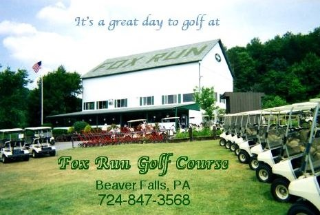 Fox Run Golf Course, Beaver Falls, Pennsylvania, 15010 - Golf Course Photo