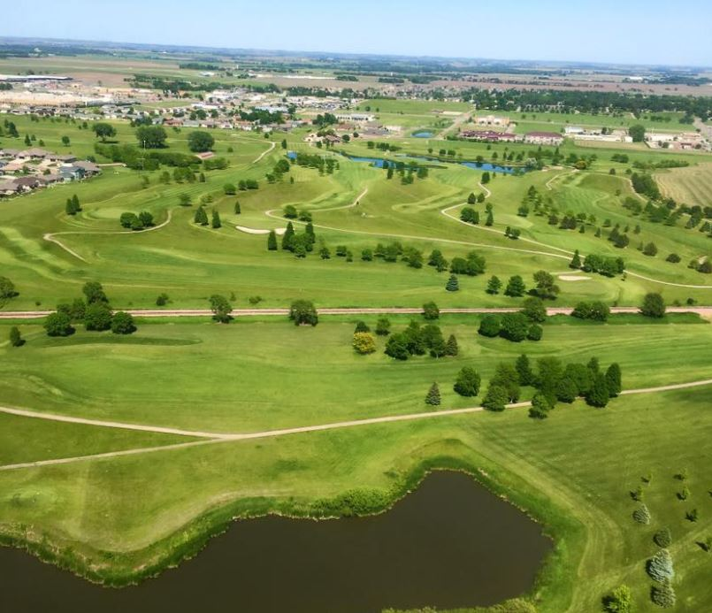 Fox Run Golf Course, Yankton, South Dakota,  - Golf Course Photo