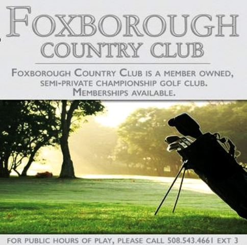 Foxborough Country Club | Foxborough Golf Course, Foxborough, Massachusetts,  - Golf Course Photo