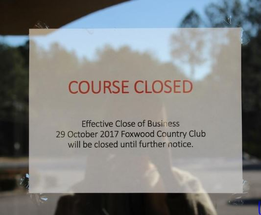 Foxwood Country Club Of Crestview, CLOSED 2017, Crestview, Florida, 32536 - Golf Course Photo