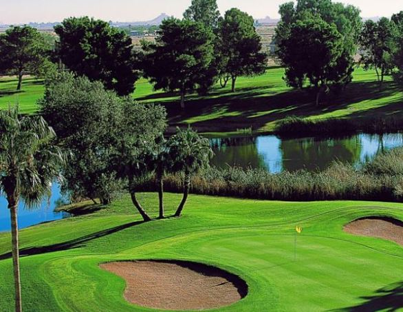 Francisco Grande Resort & Golf Club, Casa Grande, Arizona, 85222 - Golf Course Photo