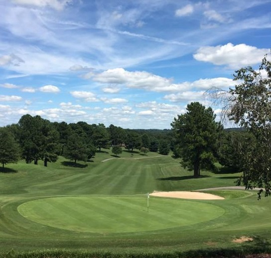 Franklin Country Club, Franklin, Kentucky,  - Golf Course Photo