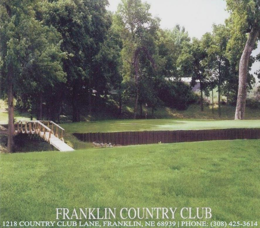 Franklin Golf Club, Franklin, Nebraska,  - Golf Course Photo
